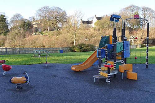 Playgrounds Maintenance and Inspections Check